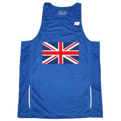 Men's British Flag Singlet