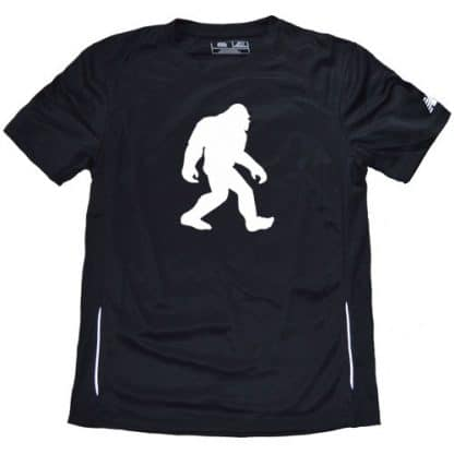 Men's Bigfoot Running Shirt