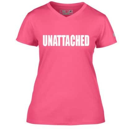Women's Unattached Running Shirt