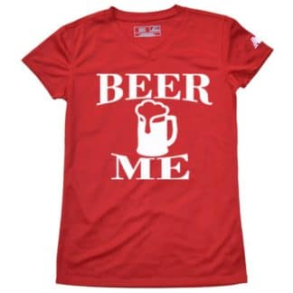 Women's Beer Me Running Shirt